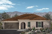New Homes in Mesa, AZ - Plan 1712 Modeled
