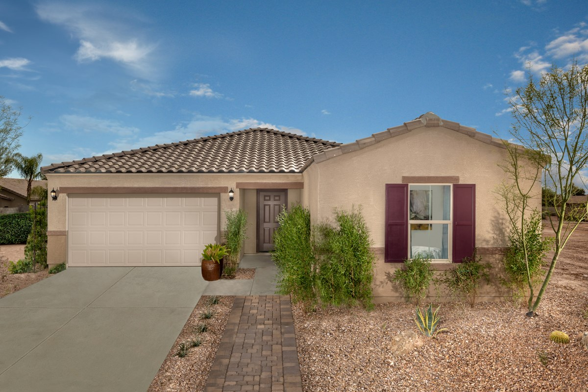 New Homes in Gold Canyon, AZ - Entrada Del Oro Plan 1790