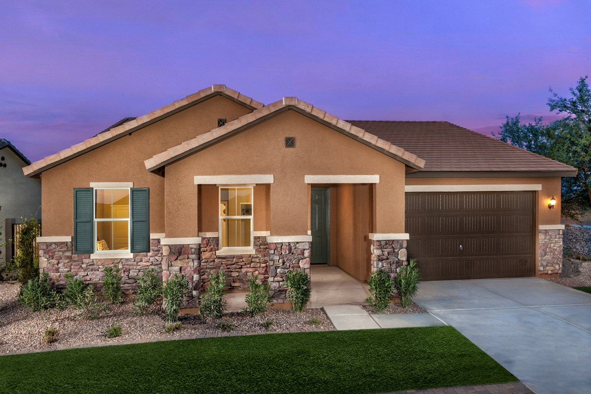New Homes in Maricopa, AZ - Homestead II Plan 2096