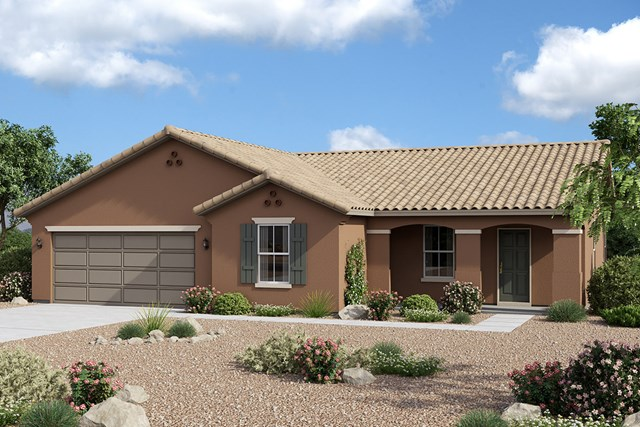 New Homes in Maricopa, AZ - Spanish 'A'