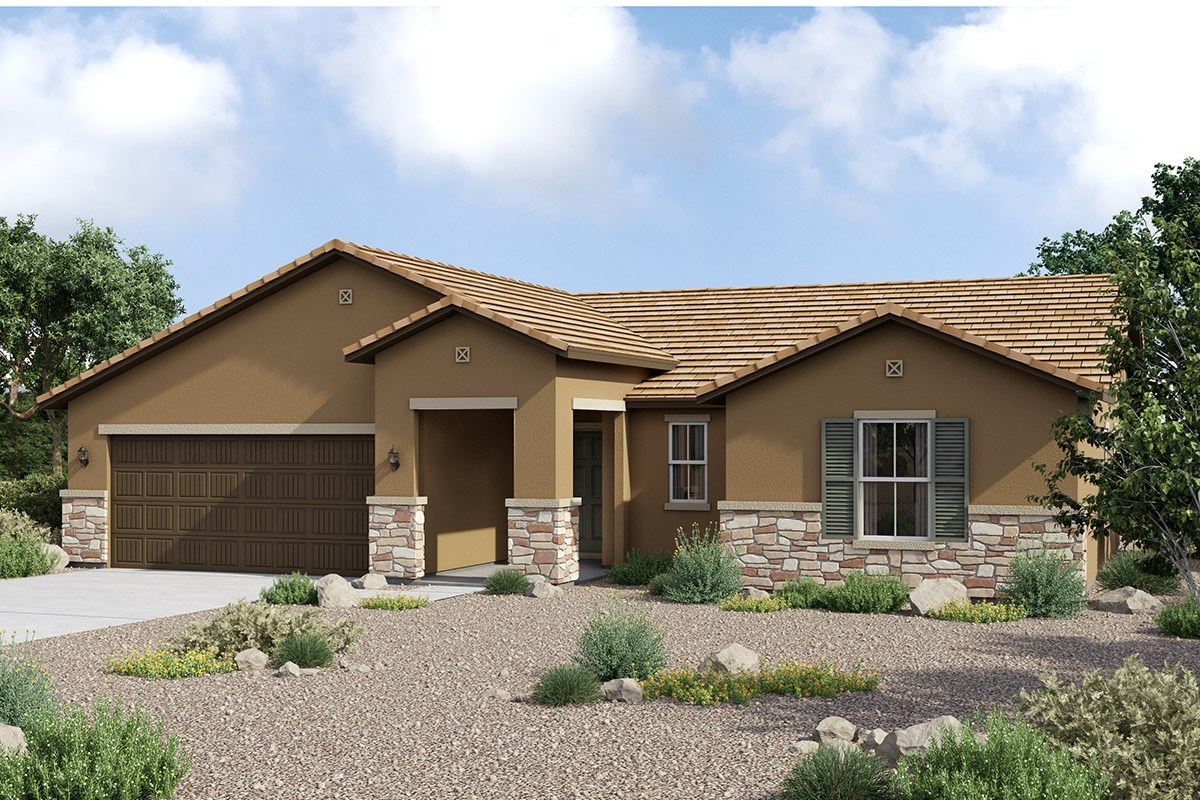 New Homes in Maricopa, AZ - Homestead II
