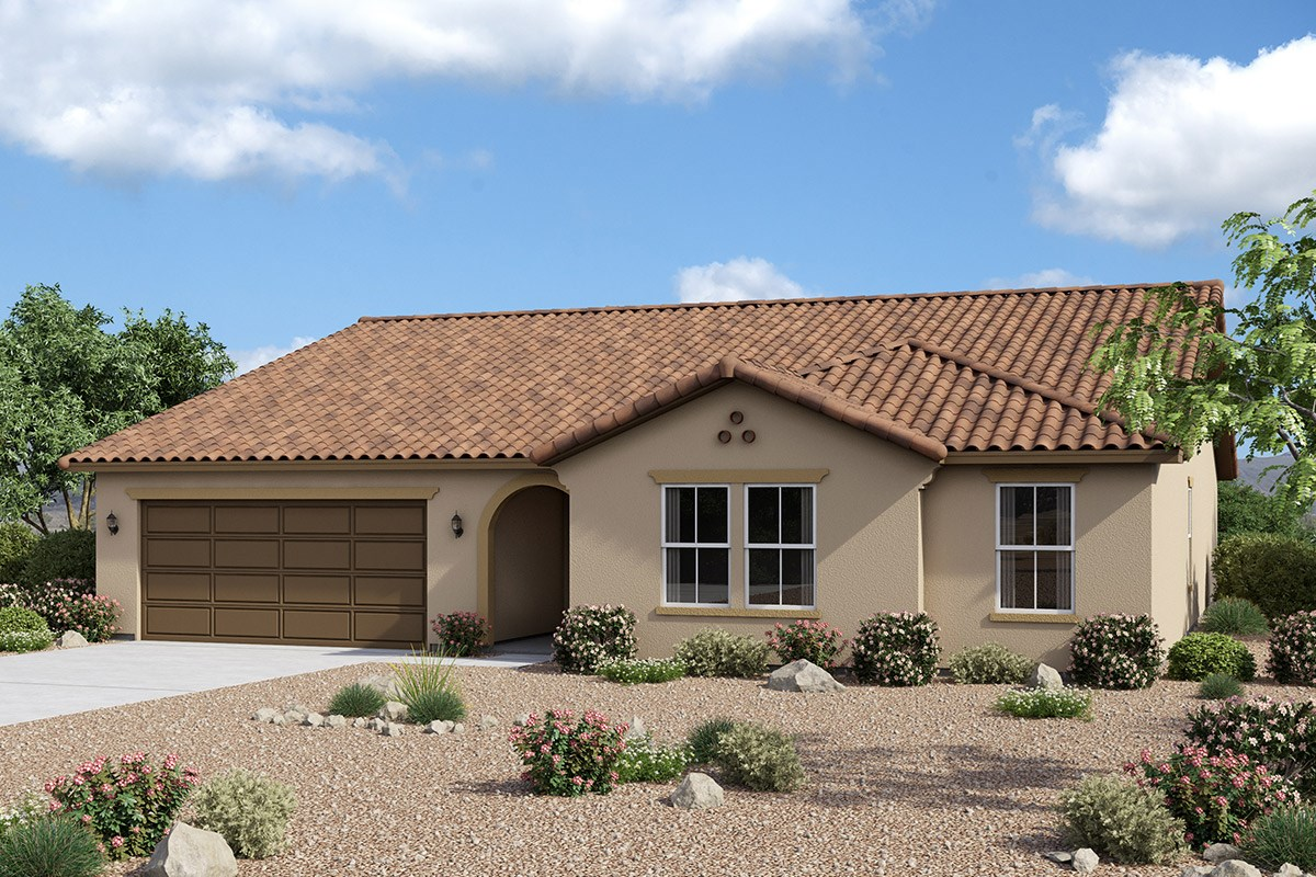 New Homes in Maricopa, AZ - Homestead II Plan 2301 Spanish 'A'