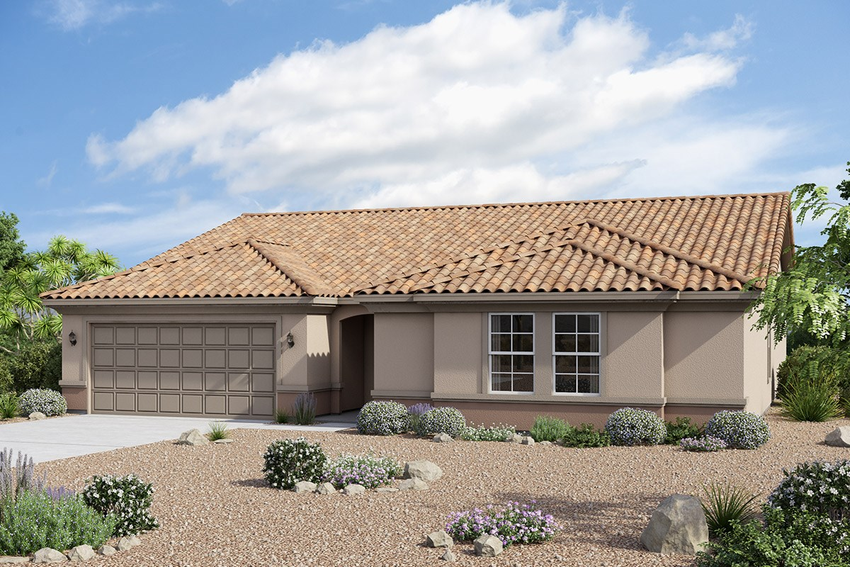 New Homes in Maricopa, AZ - Homestead II Plan 2301 Southern Italian 'B'