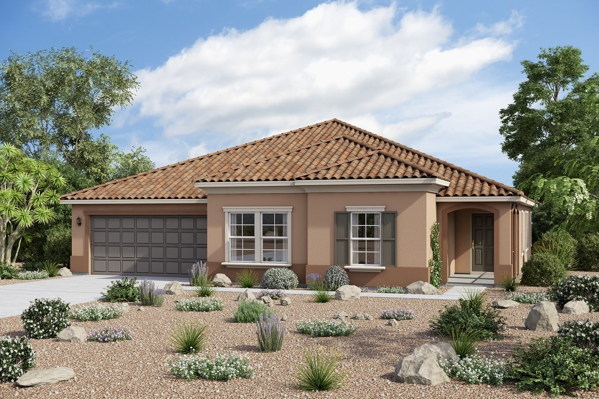 New Homes in Maricopa, AZ - Homestead II Plan 2634 Elevation B