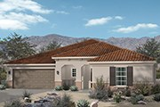 New Homes in Maricopa, AZ - Plan 2347 Modeled