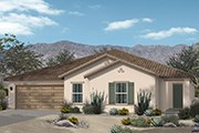 New Homes in Maricopa, AZ - Plan 2634 Modeled