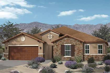 New Homes in Maricopa, AZ - Elevation D