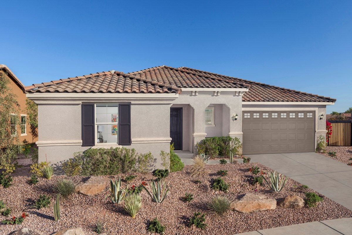 New Homes in Maricopa, AZ - Homestead Plan 2347