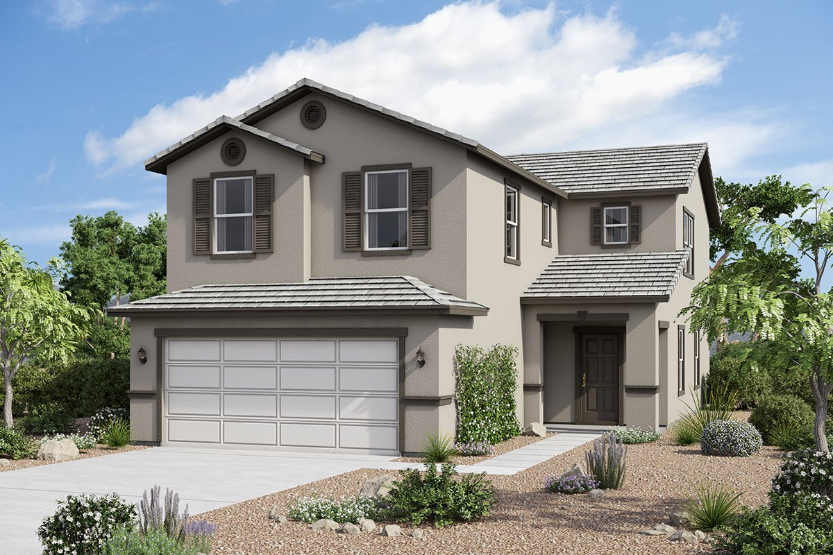 New Homes in Maricopa, AZ - Juniper at Desert Passage Plan 2151 Elevation B