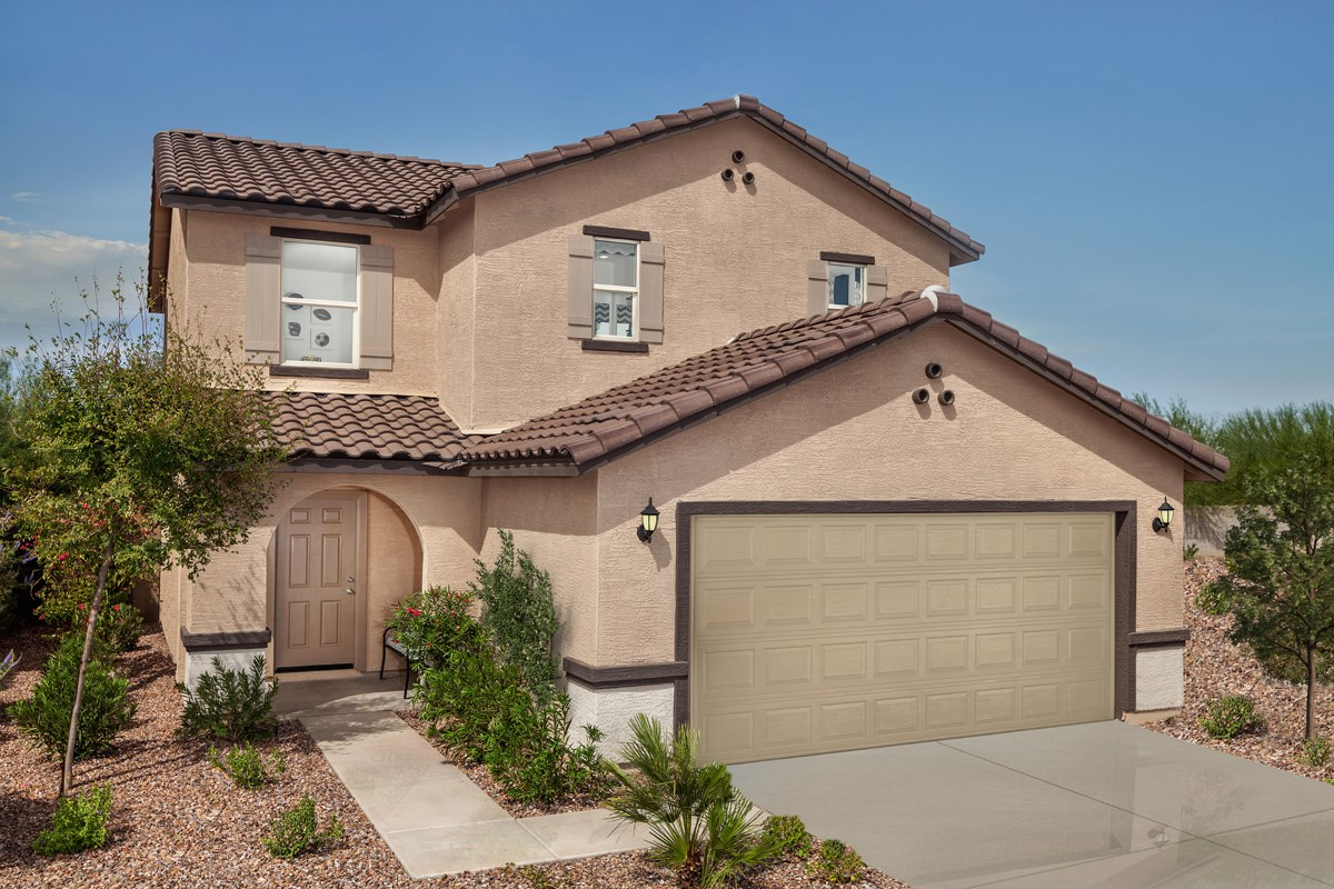 New Homes in Maricopa, AZ - Juniper at Desert Passage Plan 1573