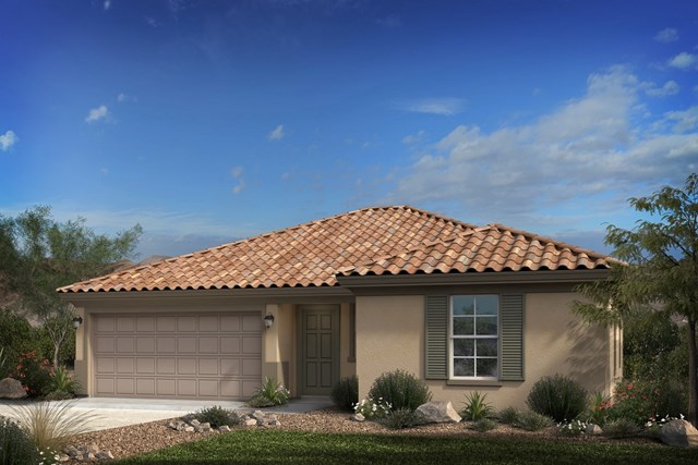 New Homes in Goodyear, AZ - Plan 1551 Elevation B