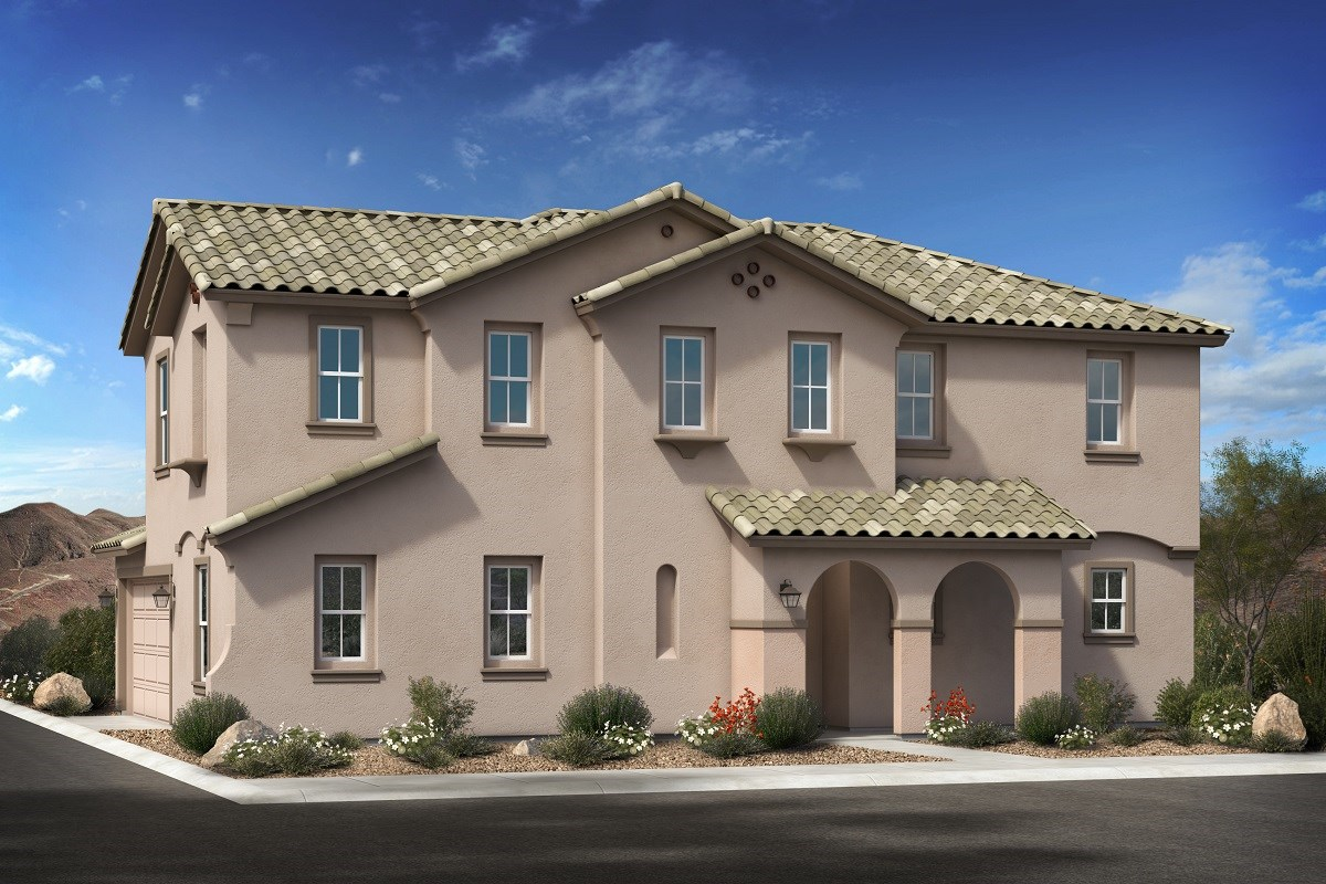 New Homes in Goodyear, AZ - La Ventilla III Plan 2270 Elevation A