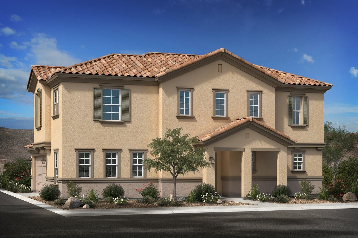 New Homes in Goodyear, AZ - La Ventilla III Plan 2270 Elevation B