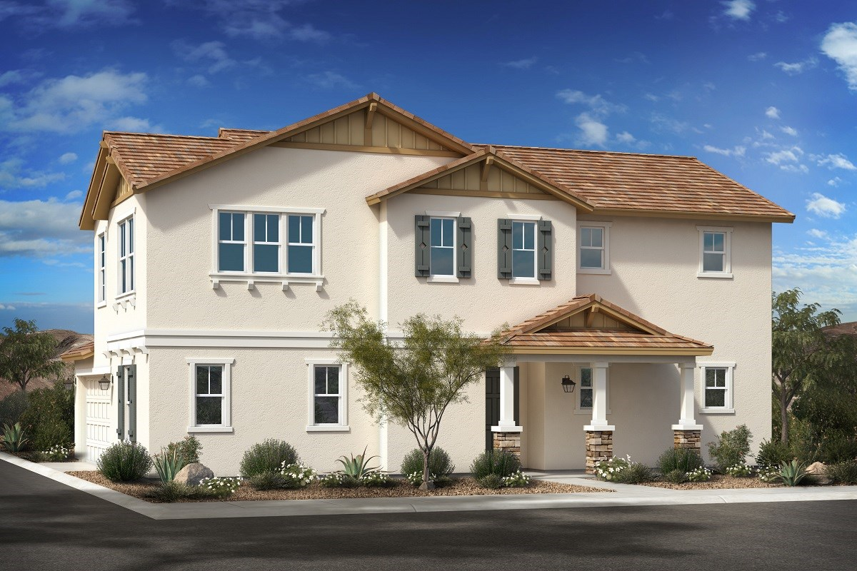 New Homes in Goodyear, AZ - La Ventilla III Plan 2270 Elevation D