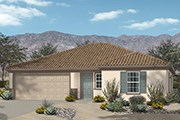 New Homes in Goodyear, AZ - Plan 1551