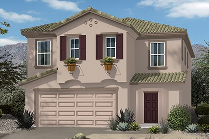 New Homes in Goodyear, AZ - Elevation A