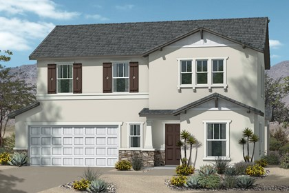 New Homes in Goodyear, AZ - Elevation D