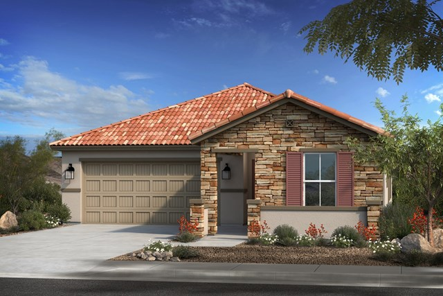 New Homes in Gilbert, AZ - Plan 1700 Elevation B