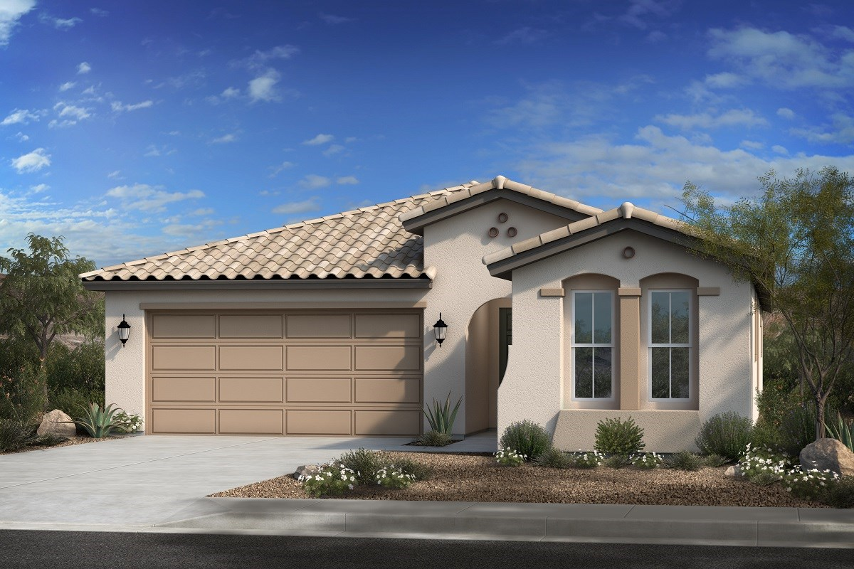 New Homes in Gilbert, AZ - Layton Lakes Plan 2046 Elevation A