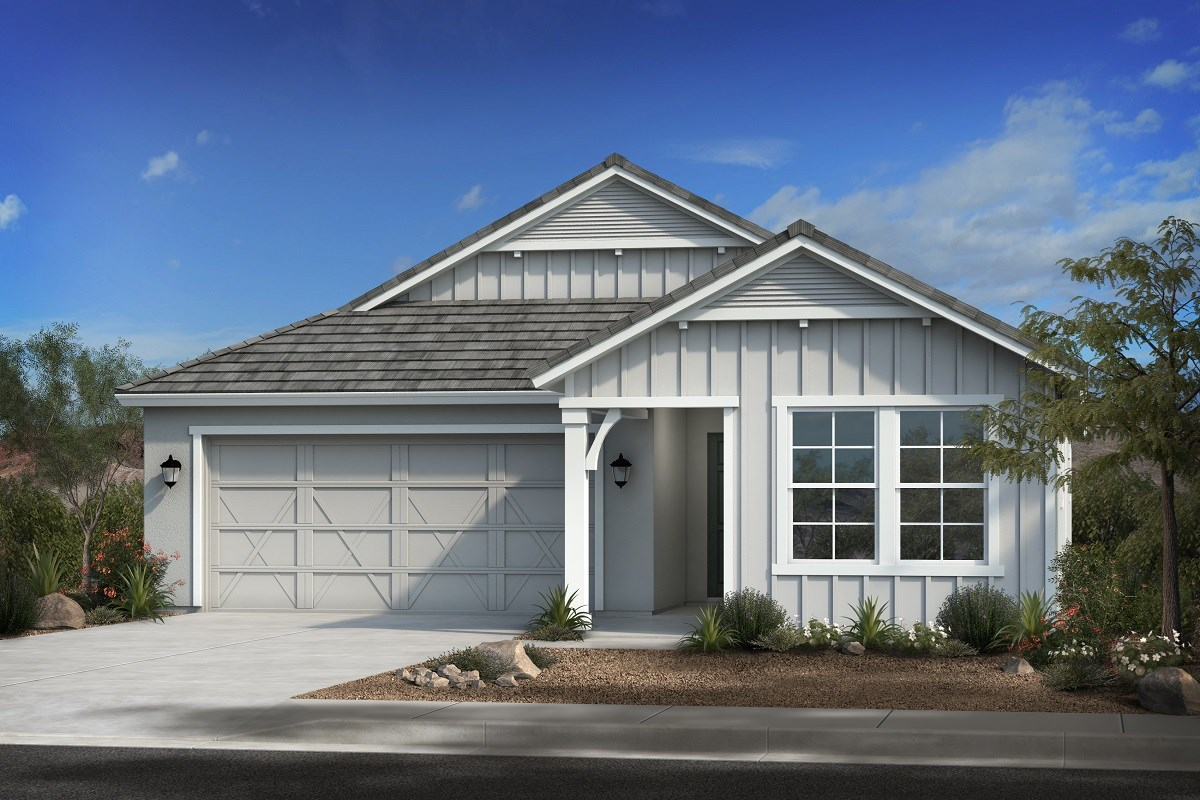 New Homes in Gilbert, AZ - Layton Lakes Plan 2046 Elevation C
