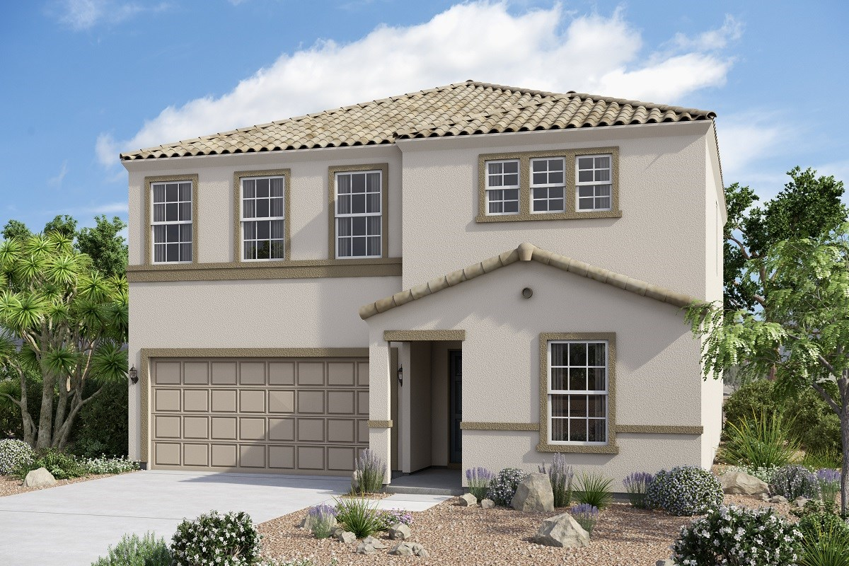 New Homes in Glendale, AZ - Marbella Ranch Plan 2419 Elevation B