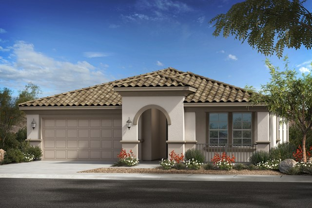 New Homes in Glendale, AZ - Plan 2014 Elevation B