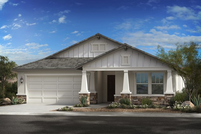 New Homes in Glendale, AZ - Plan 2014 Elevation D