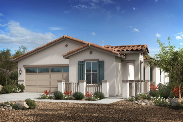 New Homes in Phoenix, AZ - Plan 1841 Elevation A