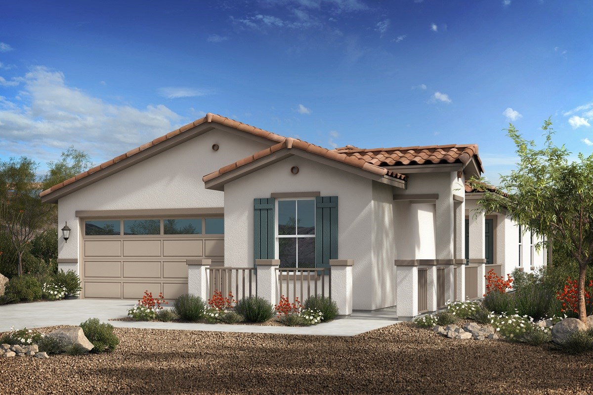 New Homes in Phoenix, AZ - Park Meadows II Plan 1841 Elevation A