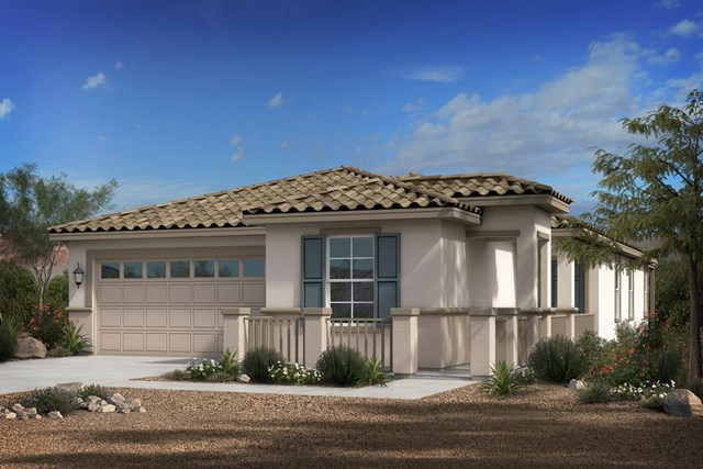 New Homes in Phoenix, AZ - Plan 1841 Elevation B