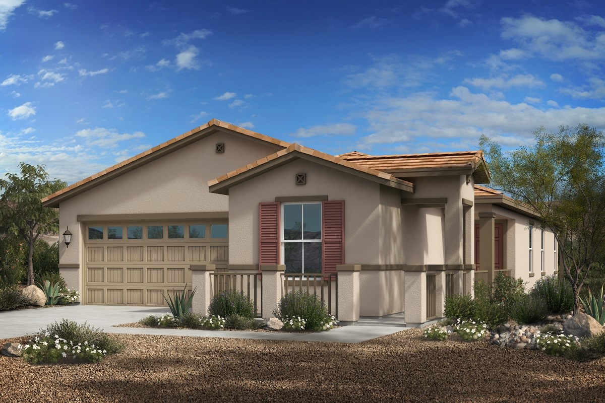 New Homes in Phoenix, AZ - Park Meadows II Plan 1841 Elevation C