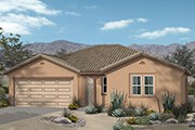 New Homes in Chandler, AZ - Plan 1483 Modeled