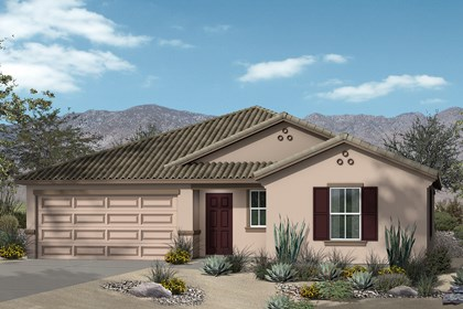 New Homes in Chandler, AZ - Plan A