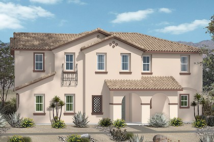 New Homes in Chandler, AZ - Elevation A