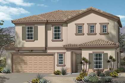 New Homes in Chandler, AZ - Elevation B