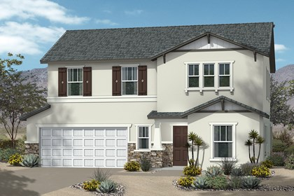 New Homes in Chandler, AZ - Elevation D