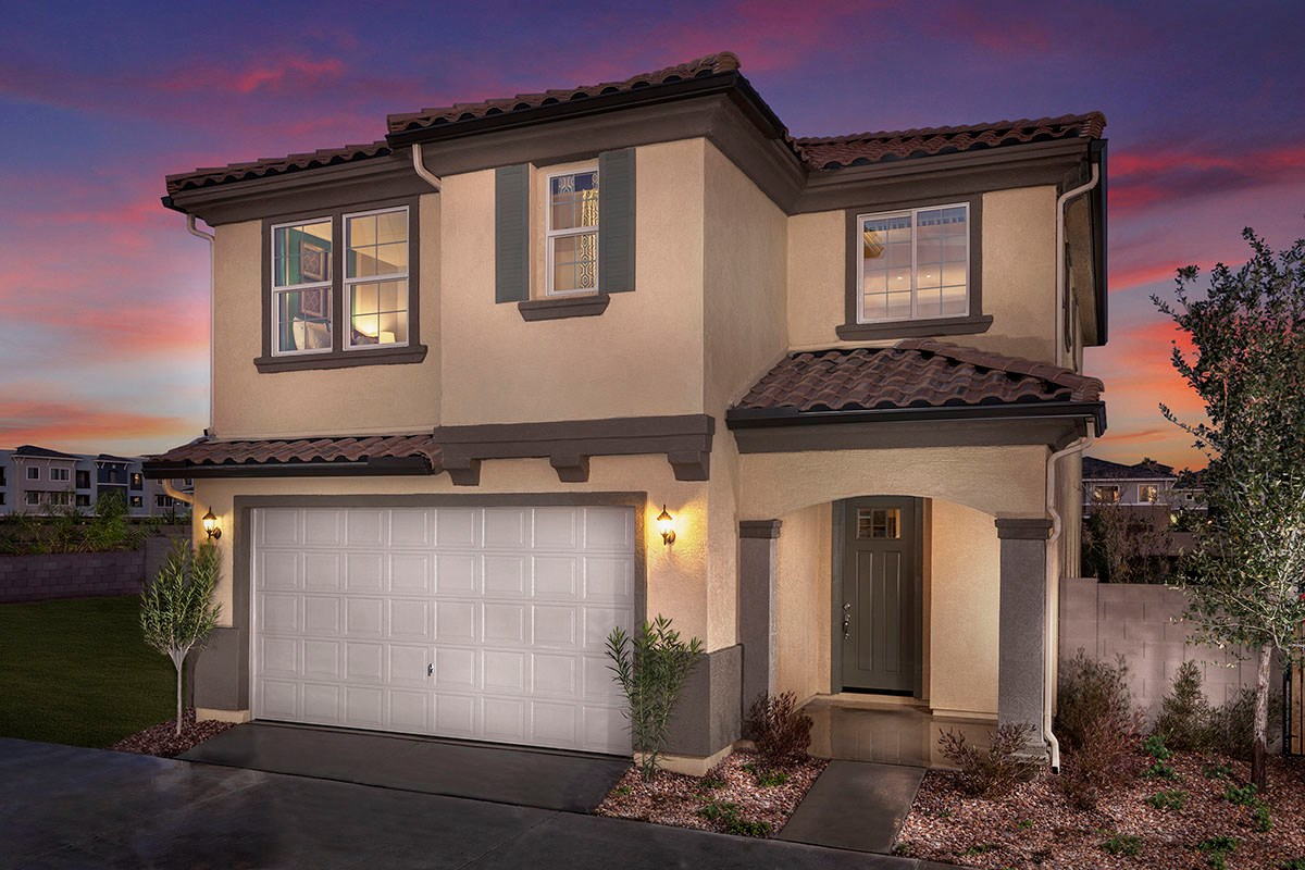 New Homes in Chandler, AZ - The Villas at Paseo Place Plan 1932