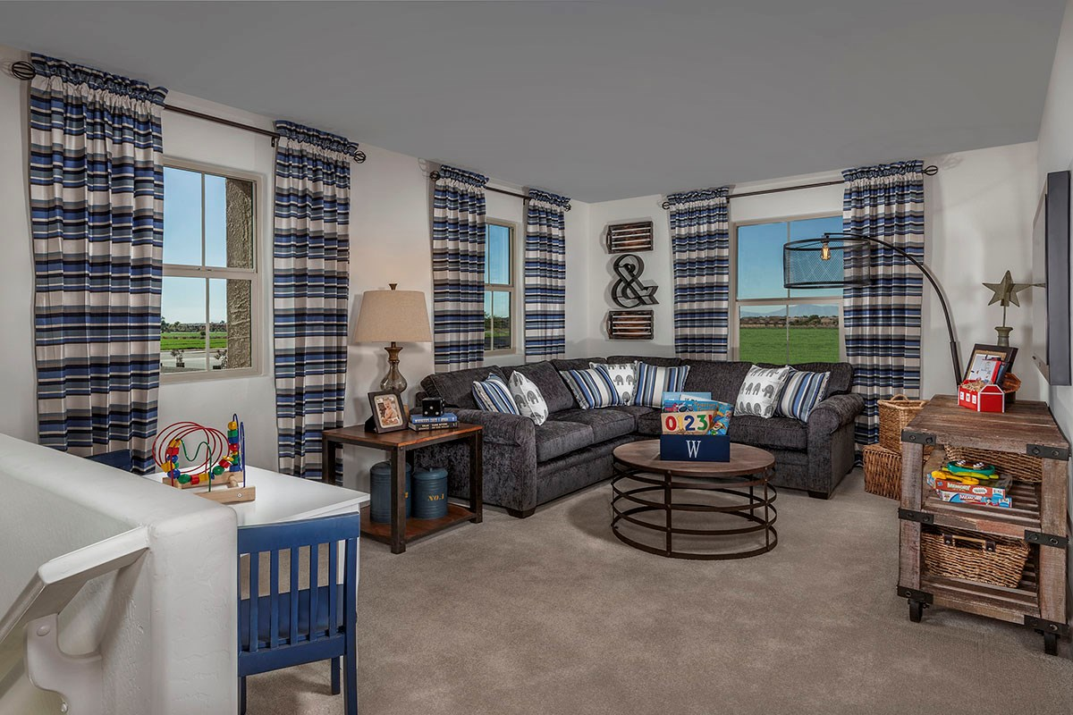 New Homes in Chandler, AZ - The Villas at Paseo Place Plan 2270 Loft
