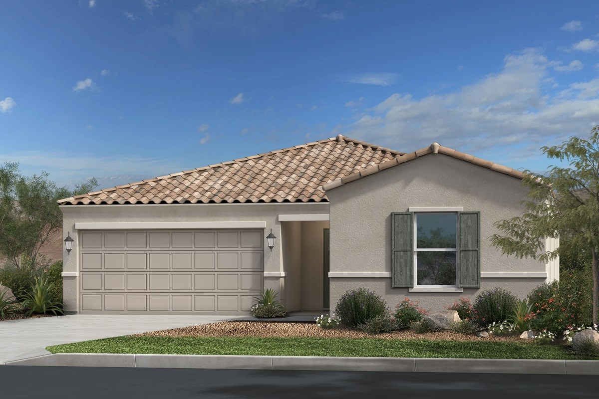 New Homes in Gold Canyon, AZ - Peralta Canyon Plan 1790 Elevation B