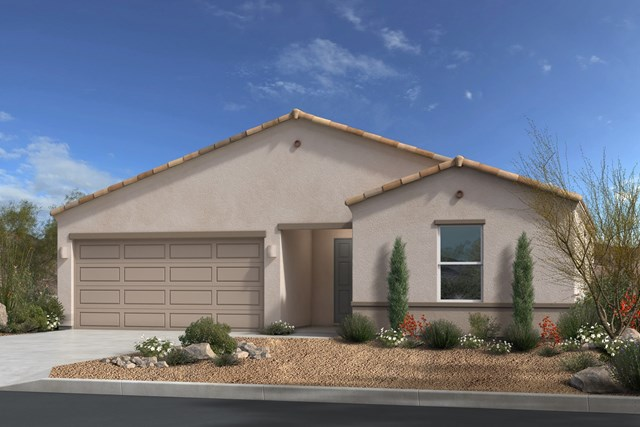New Homes in Gold Canyon, AZ - Plan 1638 Elevation A
