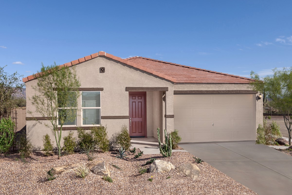 New Homes in Gold Canyon, AZ - Peralta Canyon Plan 1638