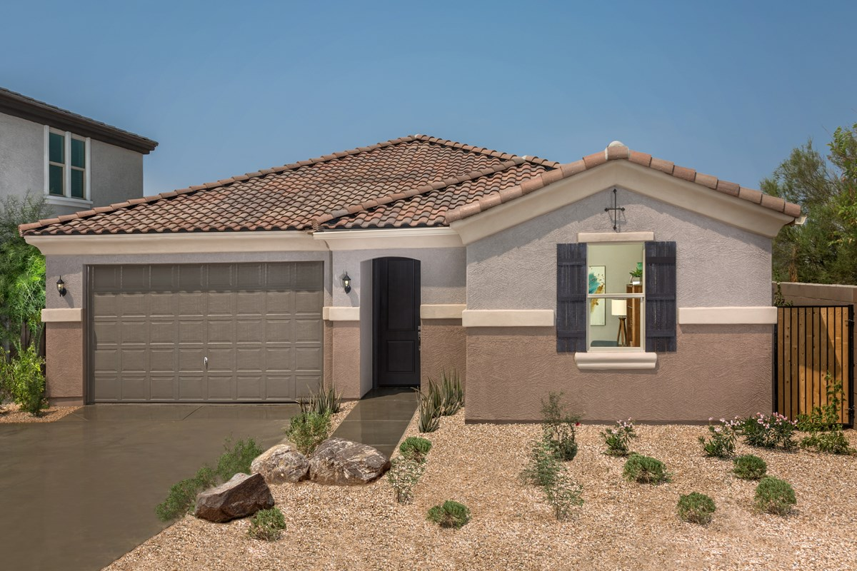 New Homes in Phoenix, AZ - The Villas at Rancho Paloma Plan 1527