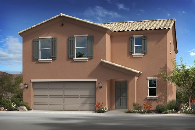 New Homes in Phoenix, AZ - Elevation A (2304 sq ft)