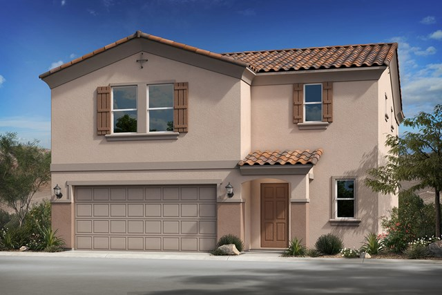 New Homes in Phoenix, AZ - Elevation B (2304 sq ft)