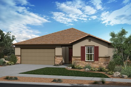New Homes in Surprise, AZ - Elevation C