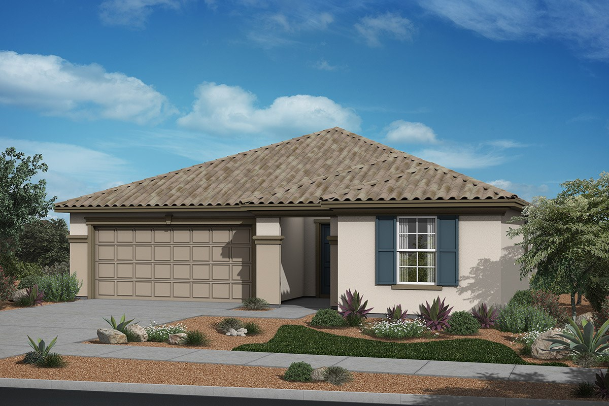 New Homes in Surprise, AZ - Sanverno at Desert Oasis Plan 1888 Elevation B