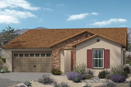 New Homes in Gilbert, AZ - Elevation C