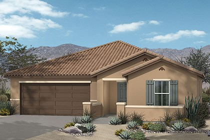 New Homes in Gilbert, AZ - A Elevation