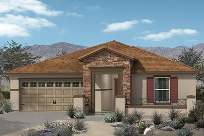 New Homes in Gilbert, AZ - C Elevation