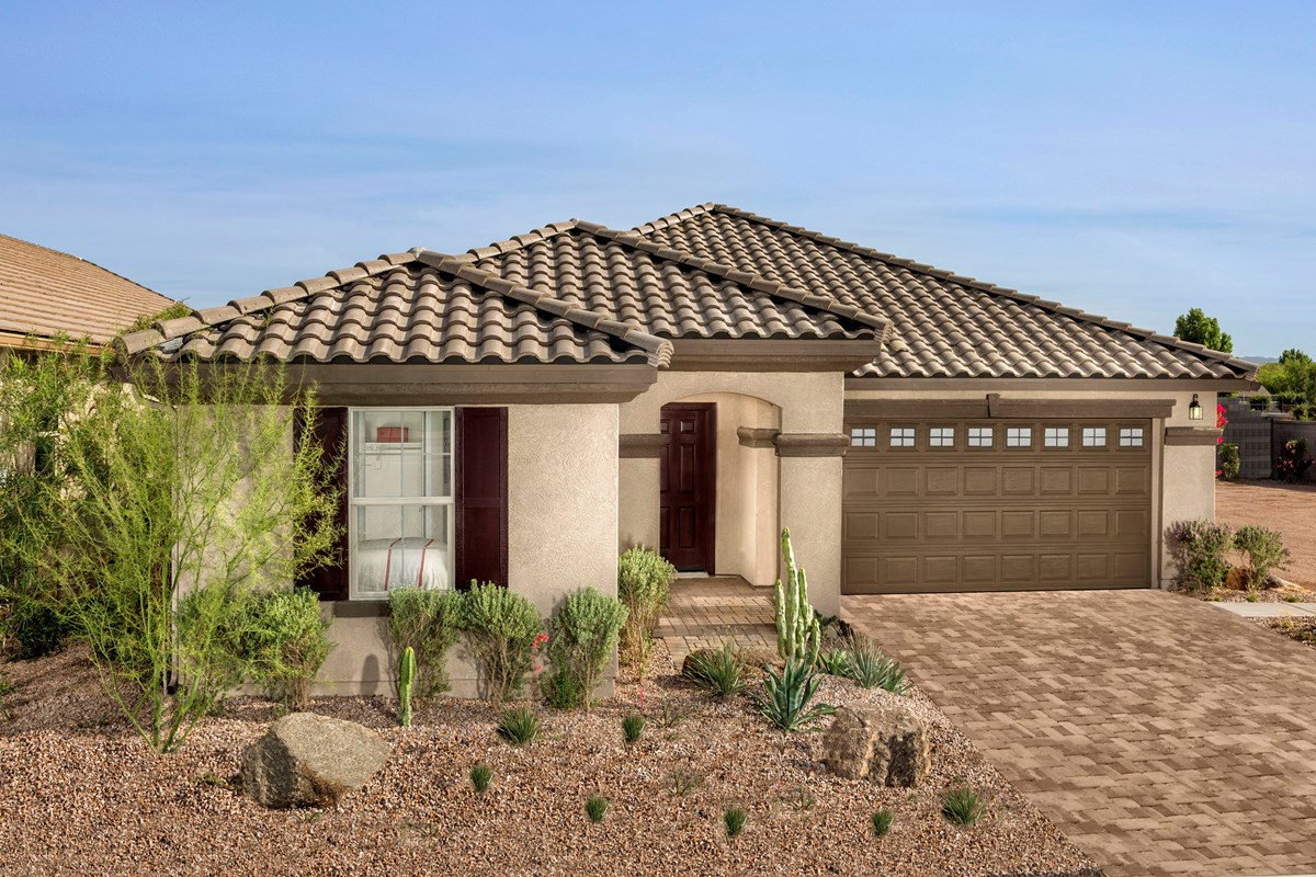 New Homes in Gilbert, AZ - Segretto Plan 1958